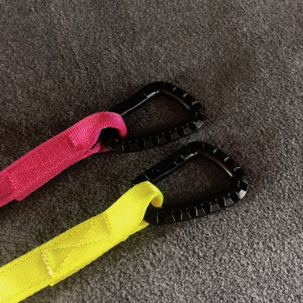 Dog Leads for user with arthritic hands