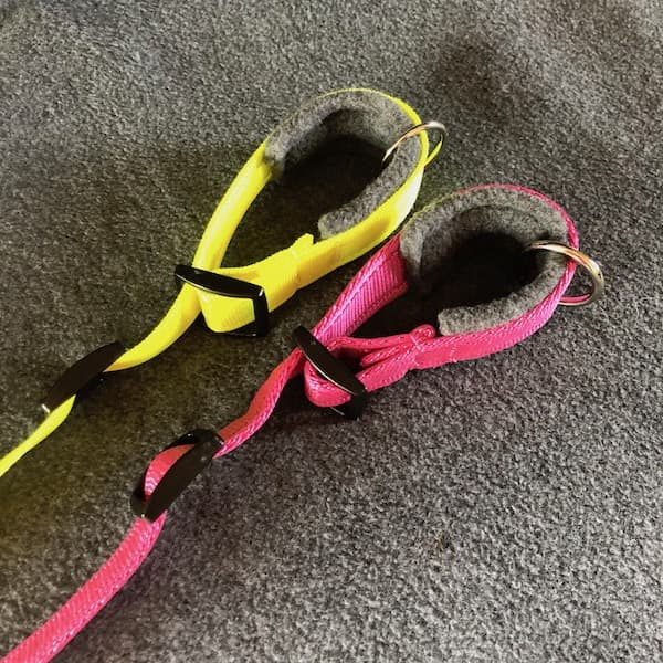 Dog Leads for user with Arthritis